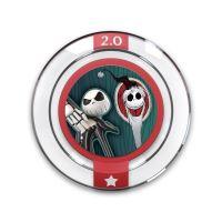 Disney Infinity herní mince: Speciální oblek Jacka Skellingtona (Sandy Claws' Surprise)