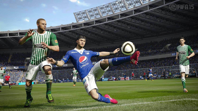 Xbox 360 FIFA 15 2015 (CZ)