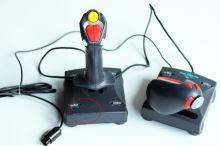 [Nintendo 64] Flight Force Pro 64 Letecký Joystick (estetická vada)