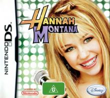 Nintendo DS Hannah Montana