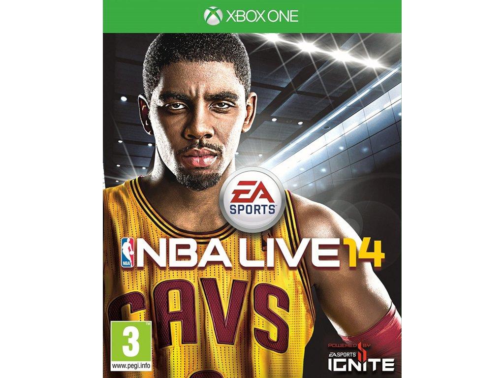Xbox One NBA Live 14
