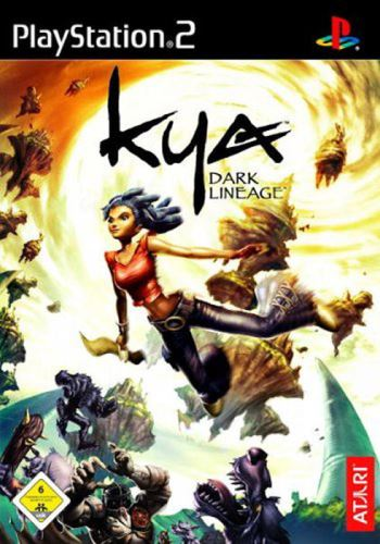 PS2 Kya Dark Lineage