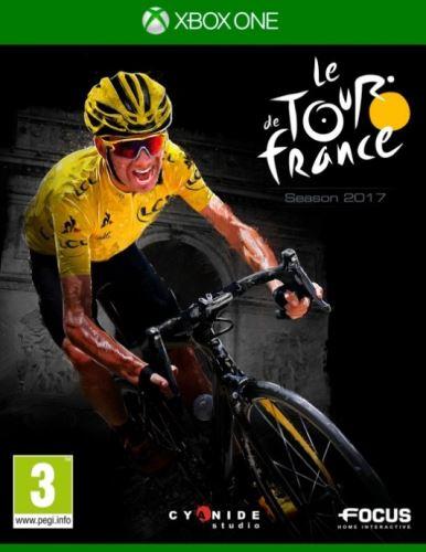 Xbox One Le Tour De France 2017 (nová)