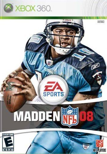 Xbox 360 Madden 08