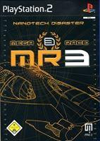 PS2 MegaRace 3 Nanotech Disaster (nová)