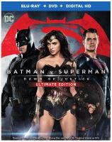 Blu-Ray Film Batman v Superman: Dawn of Justice (CZ)