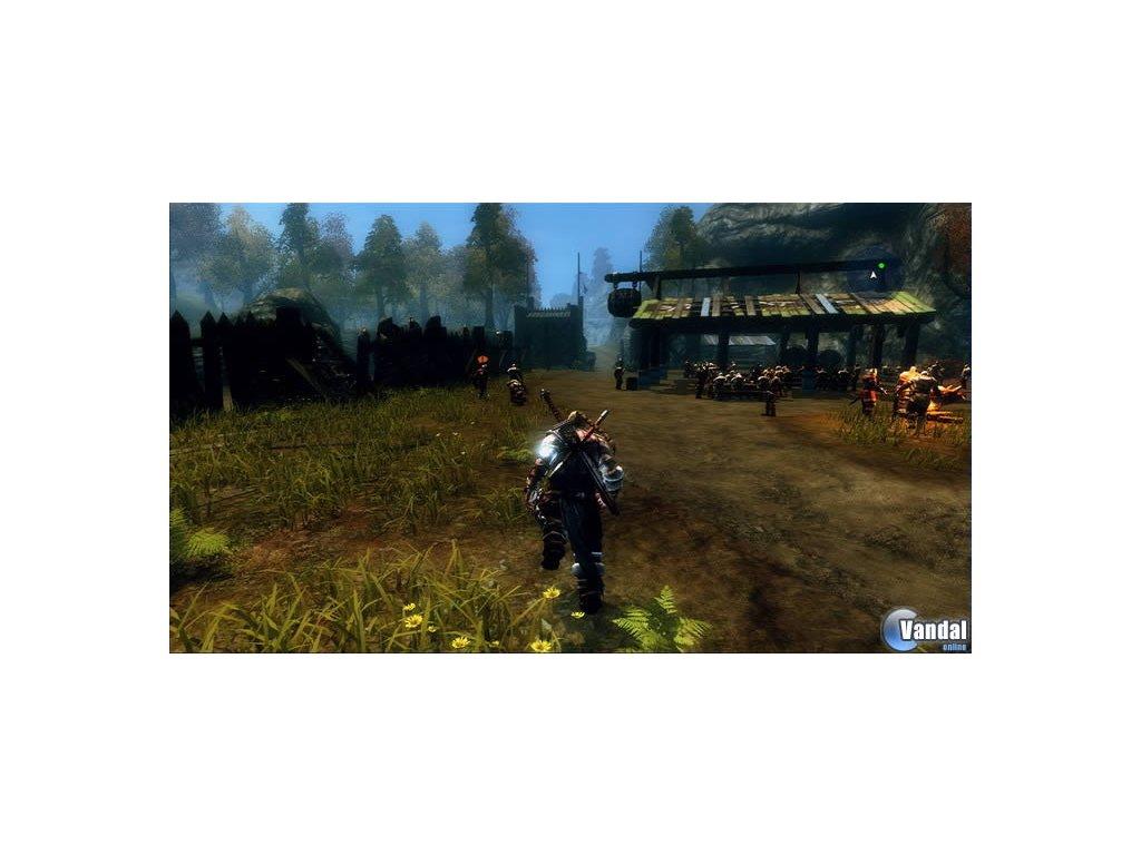 Xbox 360 Viking: Battle For Asgard