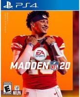 PS4 Madden NFL 20 (nová)