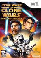 Nintendo Wii Star Wars The Clone Wars: Republic Heroes