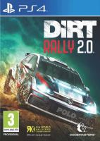 PS4 Dirt Rally 2.0 (nová)