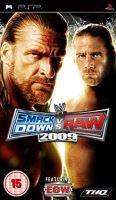PSP Smackdown vs Raw 2009 (Bez obalu)