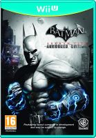 Nintendo Wii U Batman Arkham City Armoured Edition
