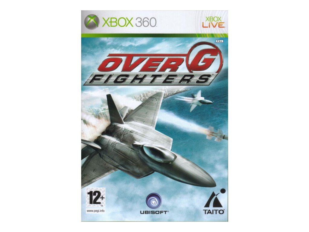 Xbox 360 Over G Fighters