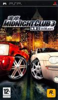 PSP Midnight Club 3 Dub Edition