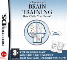 Nintendo DS Dr. Kawashima's Brain Training: How Old is Your Brain?