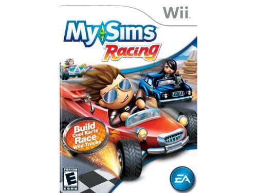 Nintendo Wii MySims Racing