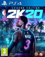 PS4 NBA 2K20 Legend Edition (nová)