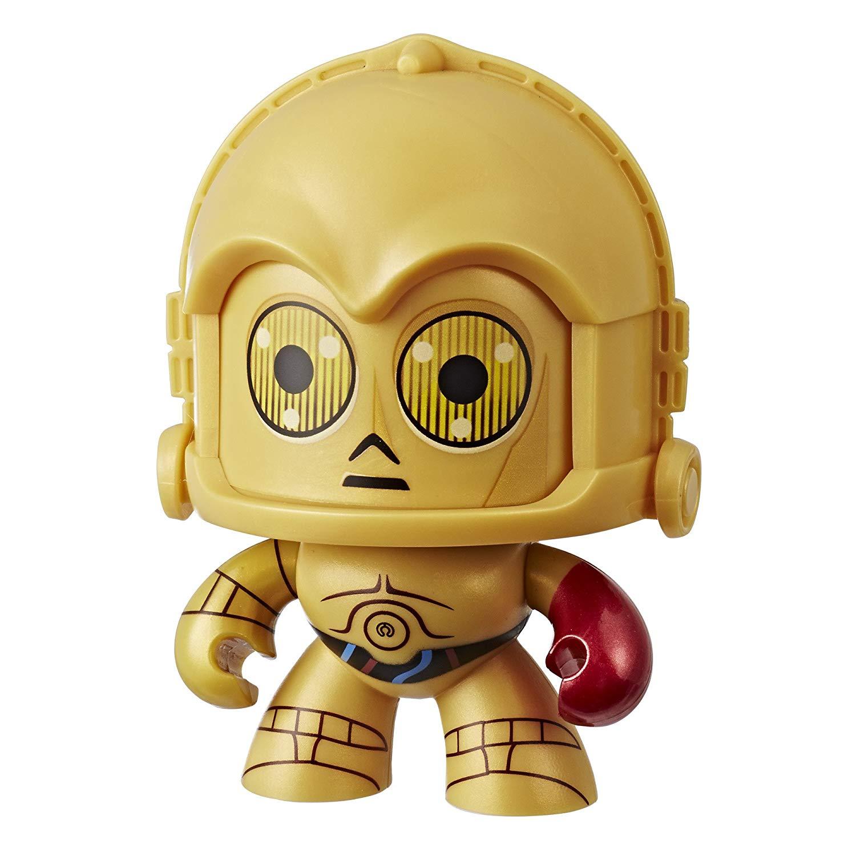 Hasbro Figurka Star Wars Mighty Muggs - C3PO (nová)