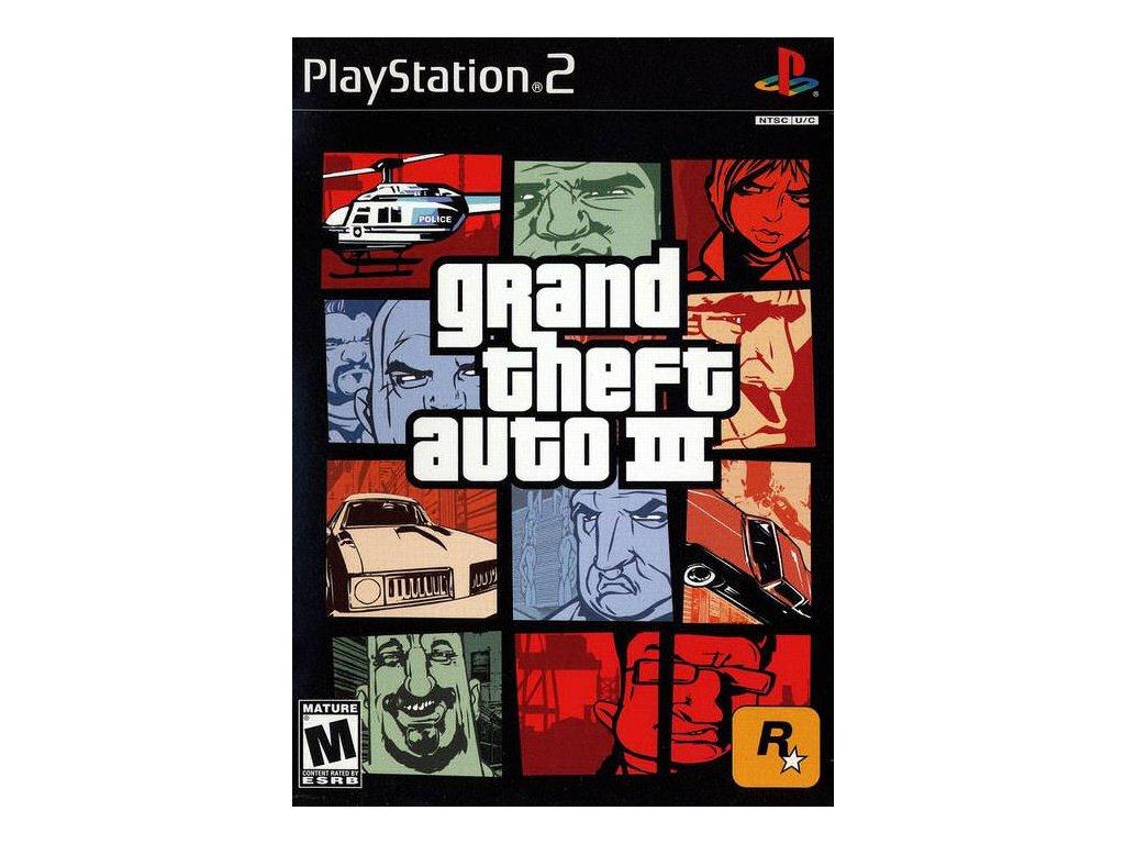 PS2 GTA III