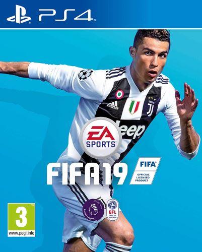 PS4 FIFA 19 2019 (nová)