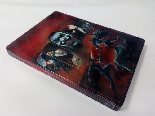 Steelbook - Xbox 360 Injustice Gods Among Us