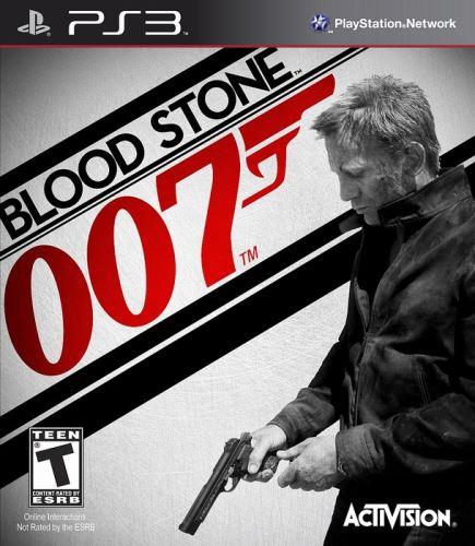 PS3 James Bond 007 Blood Stone
