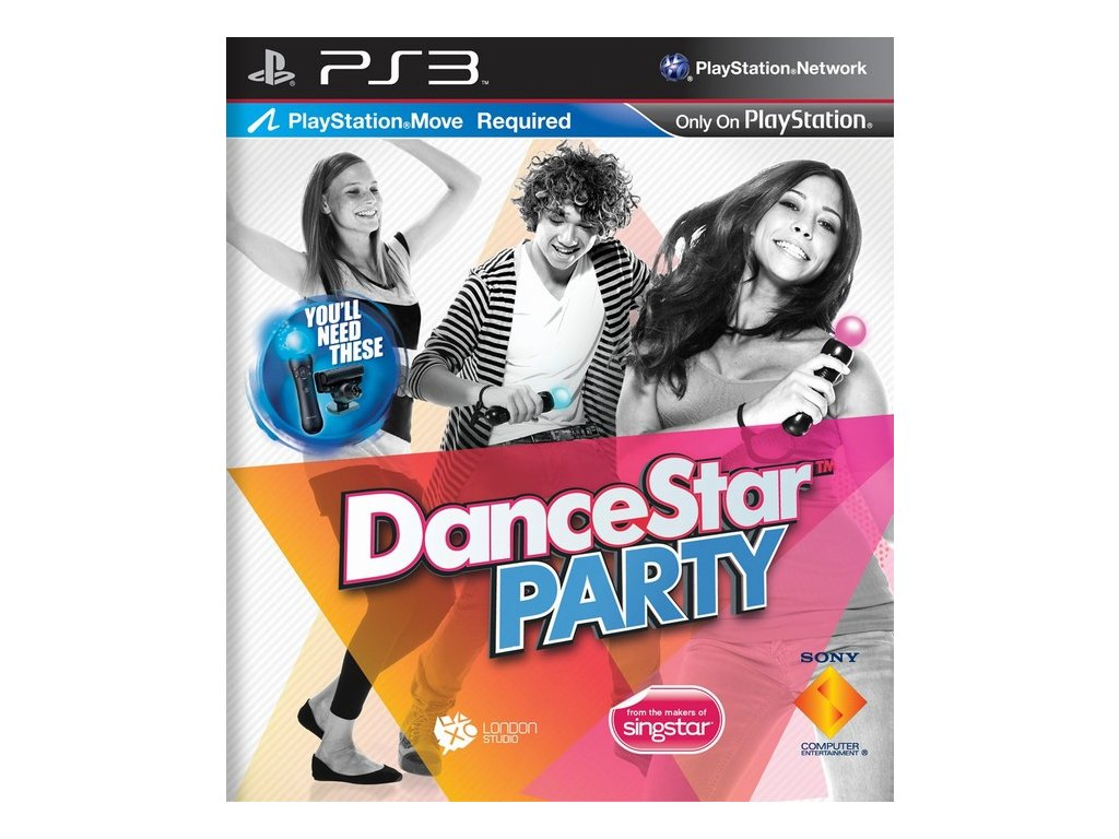 PS3 Dancestar Party