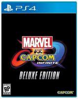 PS4 Marvel vs. Capcom: Infinite Deluxe Edition (nová)