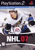 PS2 NHL 07 2007 (CZ)