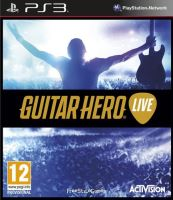 PS3 Guitar Hero Live Edition