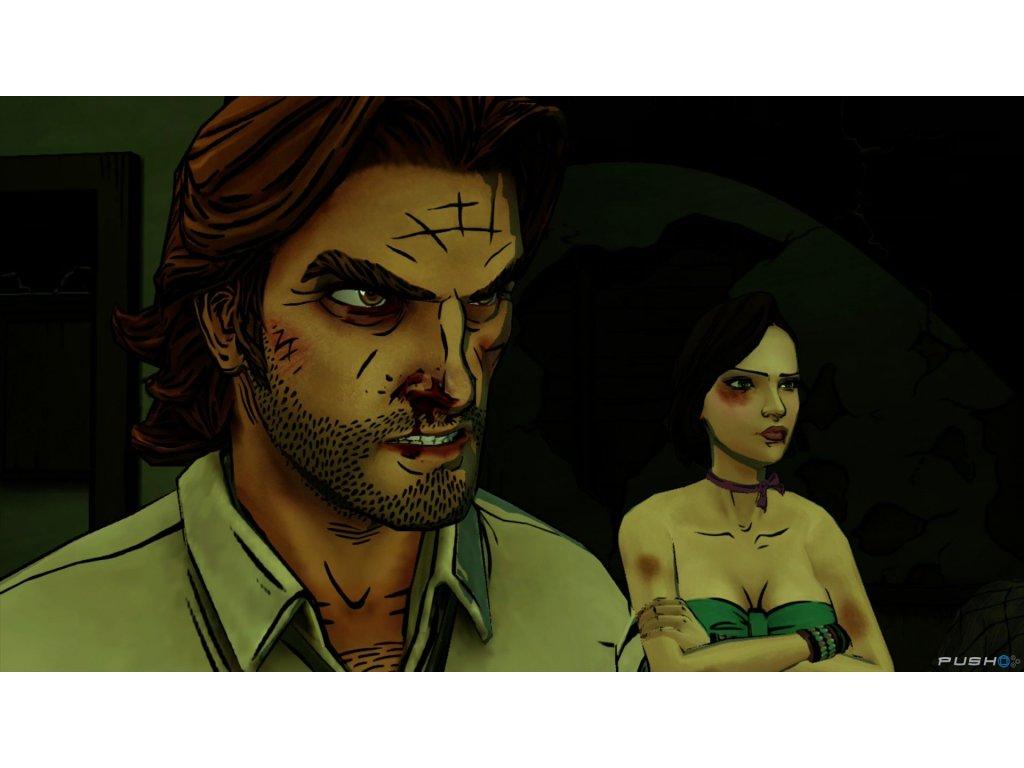 Xbox 360 Wolf Among Us