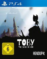 PS4 Toby The Secret Mine (nová)