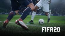 PS4 FIFA 20 2020 (CZ)