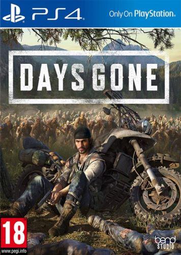 PS4 Days Gone (CZ) (nová)