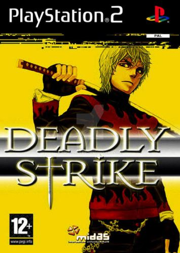 PS2 Deadly Strike