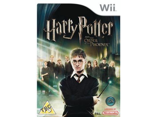 Nintendo Wii Harry Potter A Fénixův Řád (Harry Potter And The Order Of The Phoenix) (DE)