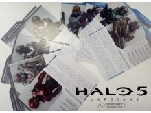 Xbox One Halo 5 Guardians + Steelbook