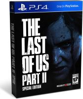 PS4 The Last of Us Part II Special Edition (CZ)