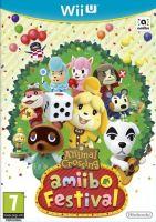 Nintendo Wii U Animal Crossing: Amiibo Festival + figurka Isabelle (nová)