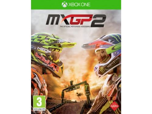 Xbox One MXGP 2