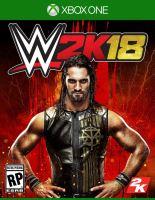 Xbox One Wrestling W2K18