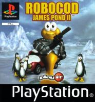 PSX PS1 Robocod James Pond 2 (2114)