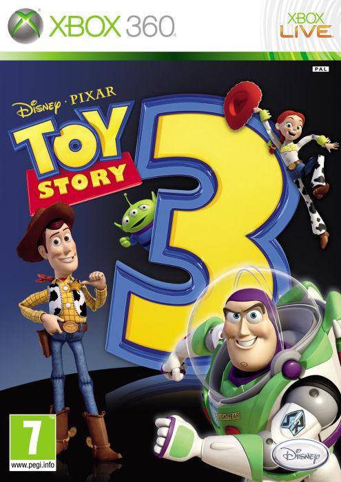 Xbox 360 Příběh Hraček - Toy Story 3 (DE)