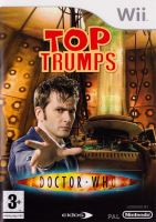 Nintendo Wii Top Trumps: Doctor Who