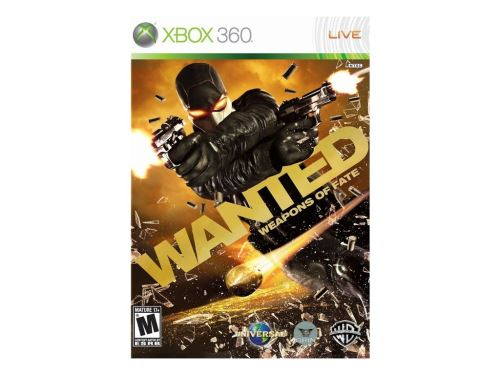 Xbox 360 Wanted Weapons Of Fate (DE)