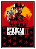 Plakát Red Dead Redemption 2 - Arthur (a) (nový)