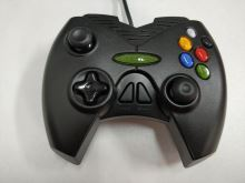 [Xbox Original] Drátový ovladač Joytech - černý (estetická vada)