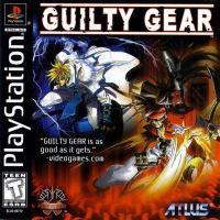 PSX PS1 Guilty Gear
