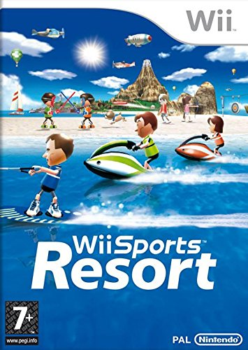 Nintendo Wii - Wii Sports Resort (nová)