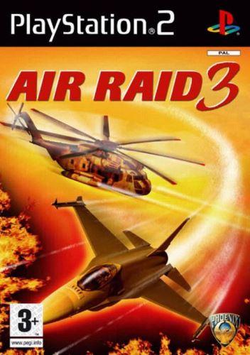 PS2 Air Raid 3